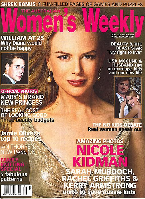 Womens Weekly June 2007