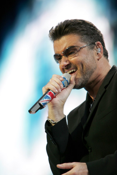 george michael plymouth 25 live джордж майкл