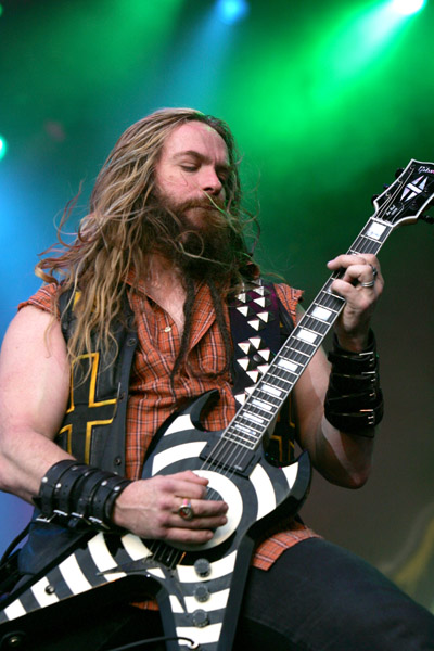zakk wylde fields of rock festival