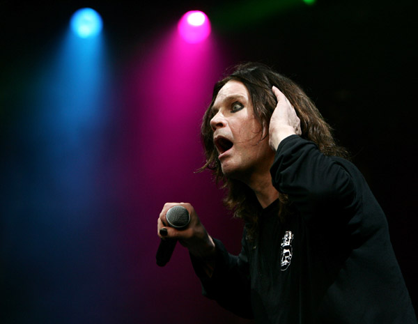 озз осборн ozzy osbourne fields of rock festival