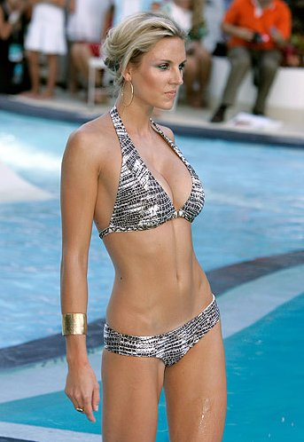 Mercedes-Benz Fashion Week Miami Swim Jacquelyne Love