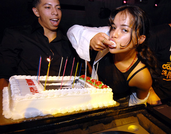 Мишель Родригез Michelle Rodriguez birthday