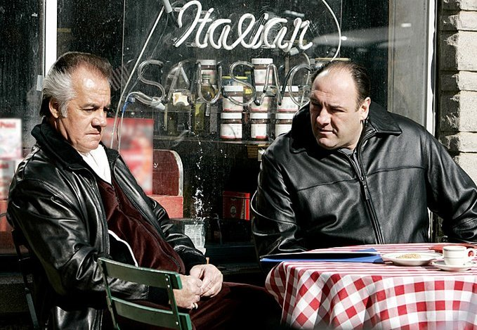 emmy awards sopranos