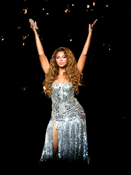 beyonce experience tour chicago