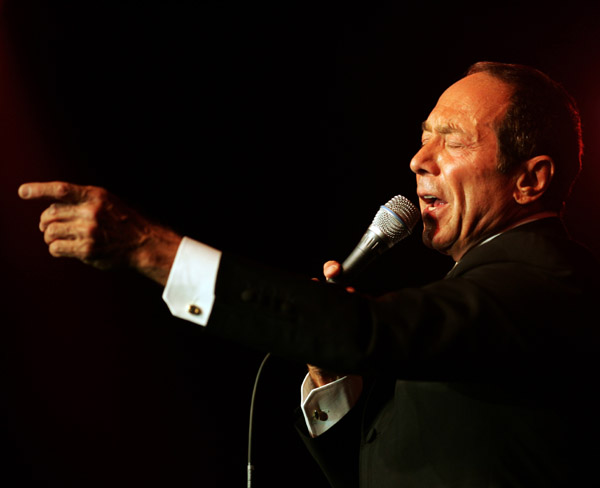 paul anka north sea jazz festival