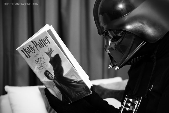 darth vader harry potter