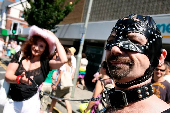 brighton gay parade