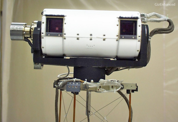 SSI Surface Stereo Imager