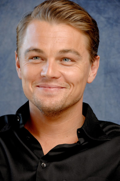leonardo dicaprio 11th hour press conference