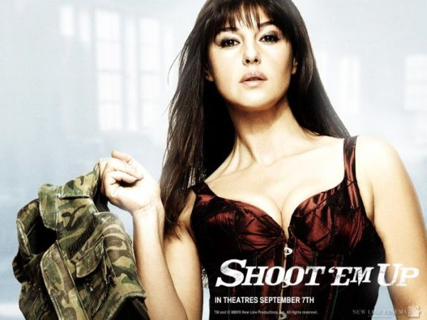 shoot em up movie poster monica bellucci