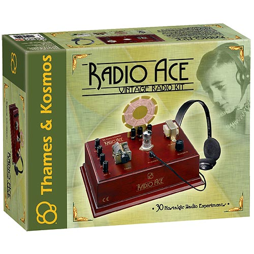 Radio ACE Vintage Radio Kit