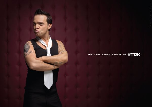 tdk ad print not robbie williams