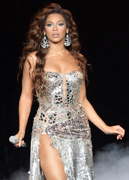 beyonce knowles Beyoncé Experience Tour in Anaheim