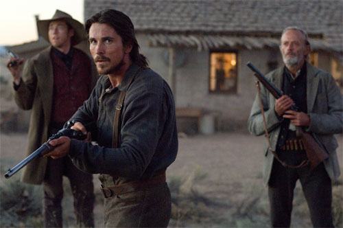 310 to Yuma  Official Trailer
