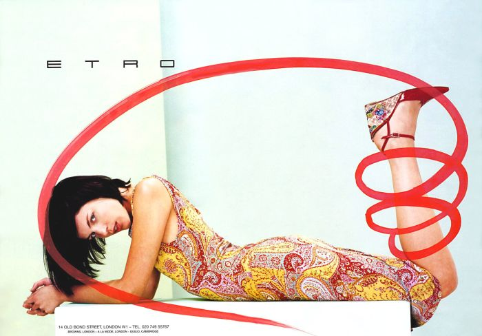 etro fashion ad liberty ross