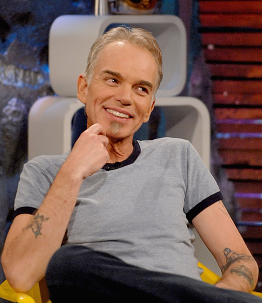 billy bob thornton visits fuse's the sauce