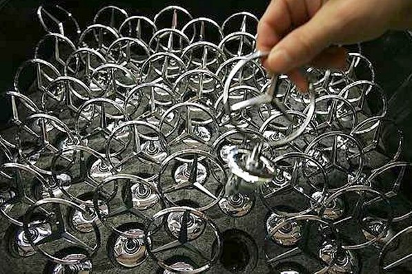 top10 brands mercedes benz daimler ag