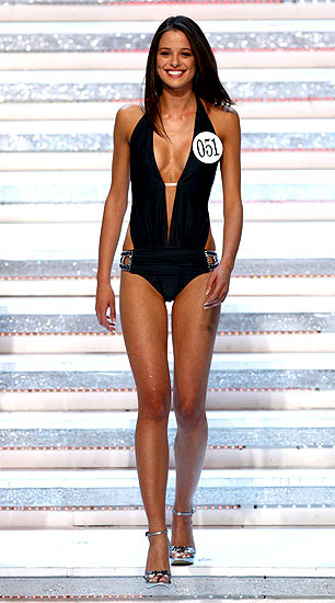 beauty contest miss italy 2007