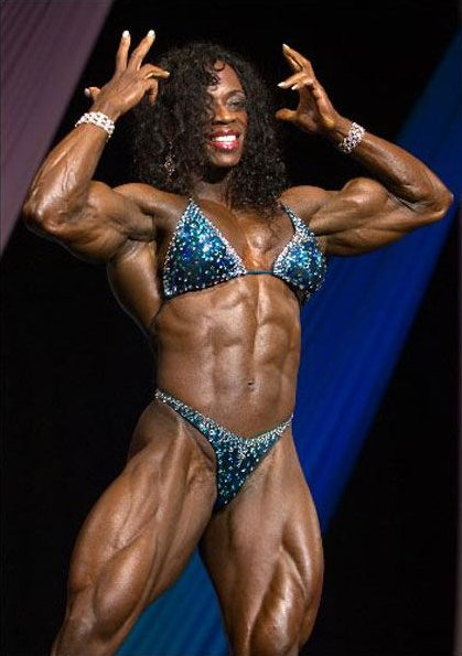 miss olympia 2007