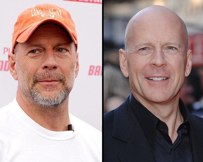 bruce willis with beard брюс уиллис с бородой