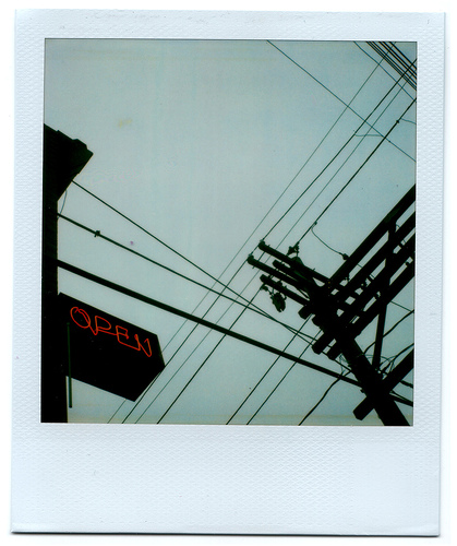 Polaroid-picture-collection