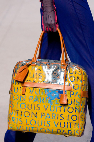 louis vuitton paris fashion week spring summer 2008