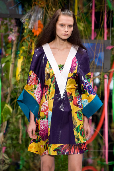 kenzo paris fashion week