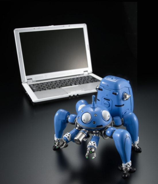 Робот-паук Tachikoma из Ghost In The Shell
