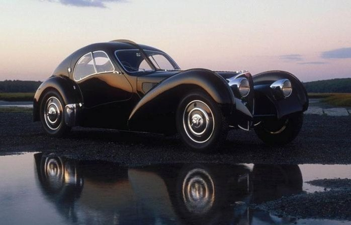 bugatti type 57sc atlantic coupe 1938