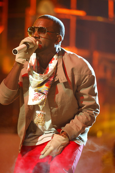 kanye west bet hip hop awards 2007