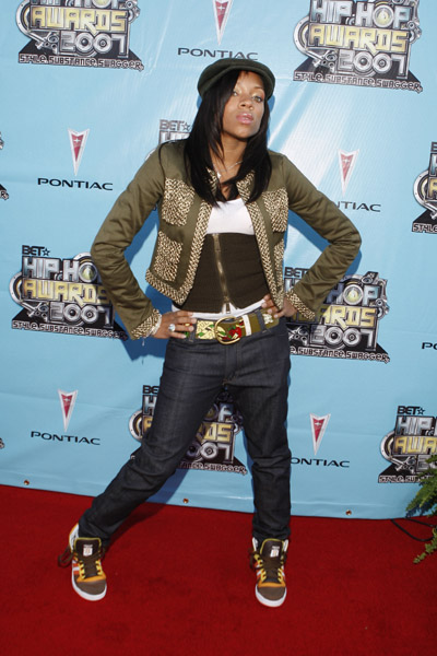lil mama bet hip hop awards 2007