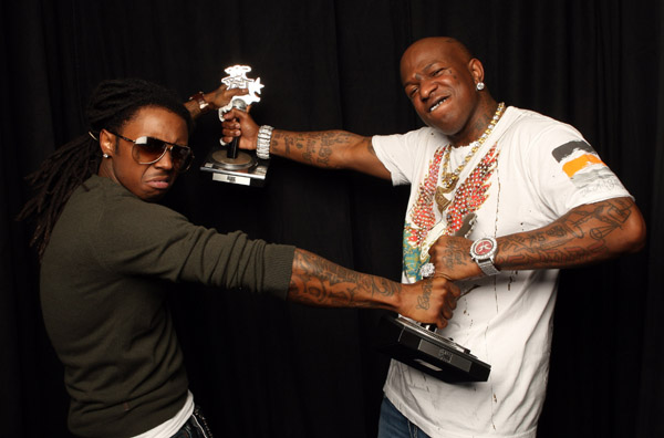 lil wayne birdman bet hip hop awards 2007