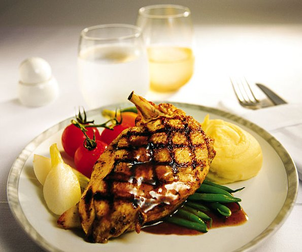 singapore airline food