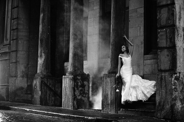 bride by yanick dery