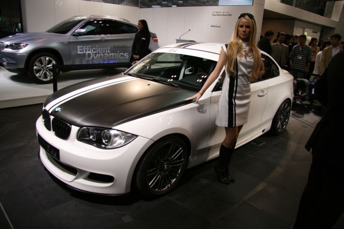 BMW 1 series tii concept tokyo motor show 2007
