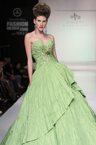 mexican fashion week blanca estela sanches