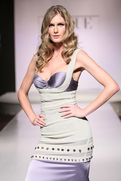 violet by vogue fashion show