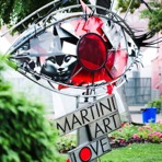Martini Art Love 2013 в саду Эрмитаж