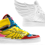 Adidas Originals JS Wings от Jeremy Scott