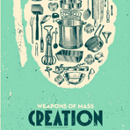 Weapons of Mass Creation - принты иллюстратора Angryblue