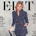Ким Бэйсингер в Net-A-Porter's The Edit Magazine