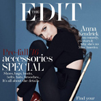 Анна Кендрик в The Edit Magazine