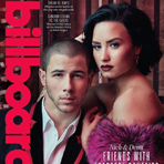 Деми Ловато и Ник Джонас в Billboard Magazine