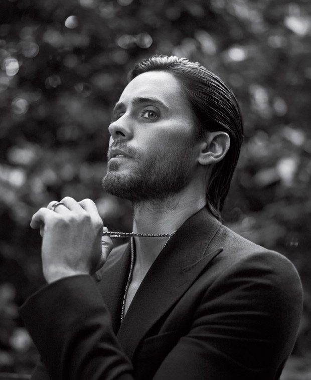 Jared Leto by Thomas Whiteside for GQ Germany May 2017