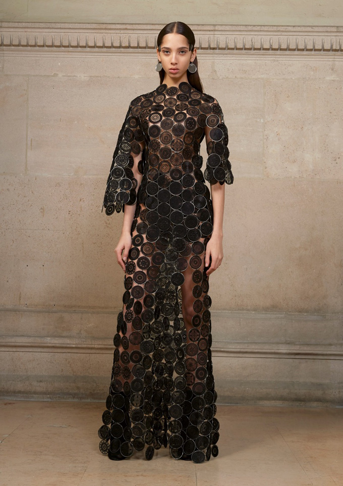 Givenchy haute couture 2017 for Haute couture today