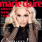 Гвен Стефани в Marie Claire US