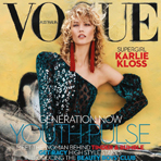 Карли Клосс в Vogue Australia