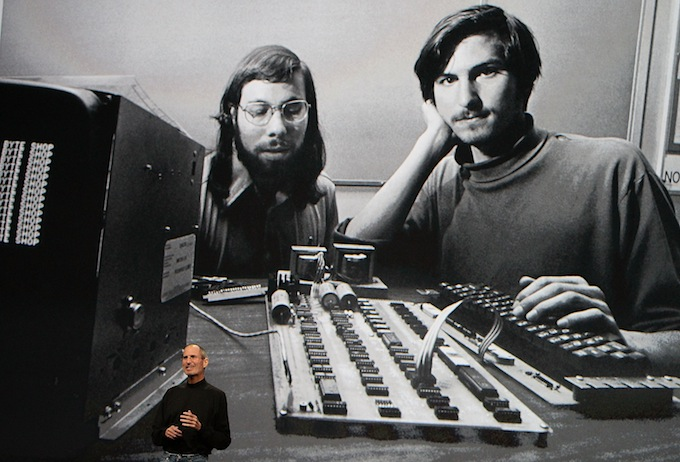 Steve Jobs dies at the age of 57