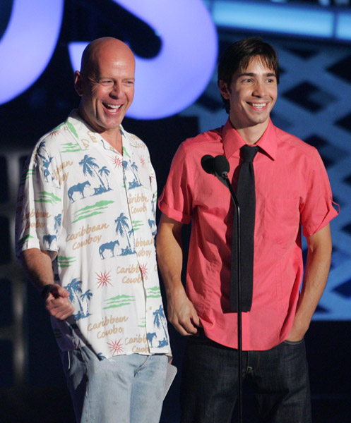 bruce willis justin long