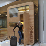 Сделано в России - кабина для отдыха Sleepbox
